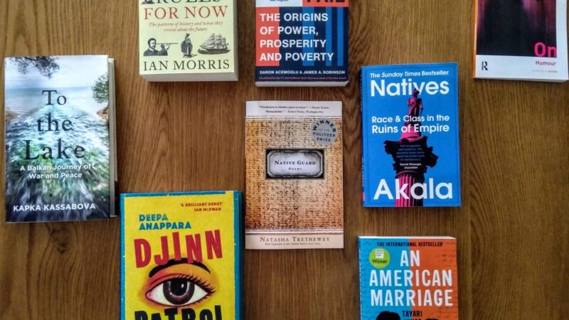 How to Have a Holiday - books