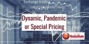 Dynamic Pandemic and Special Pricing